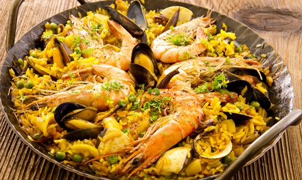$18 for Three Vouchers Each Good for $11 Worth of Carry-Out Shellfish and Seafood at DJ'S Crab Shack ($33 Value)