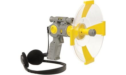 Minions geluidsversterker met koptelefoon van Lexibook