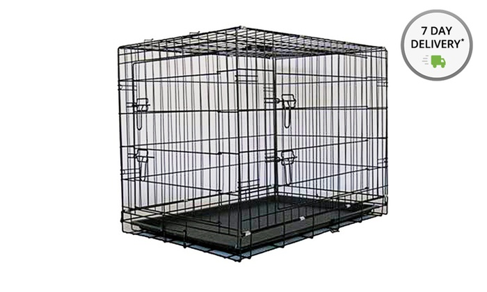 Metal Dog Crates: Metal Dog Crates with Dividers. Multiple Sizes from $38.99–$79.99. Free Shipping and Returns.