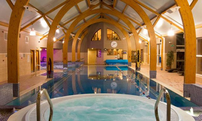 Whitford House Hotel - Wexford: Wexford: 1 to 2 Nights with Breakfast, Wine, Spa Credit, Leisure Access and Late Check-Out at Whitford House Hotel