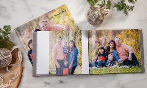 MyPublisher: 20- or 30-Page Custom Classic or Deluxe Photo Book from MyPublisher (Up to 82% Off)