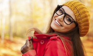 Doc Vision Eye Care Centers: Eye Exam and Prescription Glasses at Doc Vision Eye Care Centers (Up to 93% Off). Two Options Available.