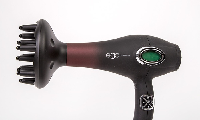 Groupon Goods Global Gmbh Ego Evolve Hairdryer For 49 99 57 Off