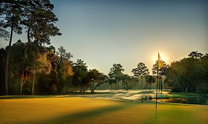 The Links at Stono Ferry - Hollywood: 18-Hole Round of Golf for One or Two Including Cart and Range Balls at The Links at Stono Ferry (Up to 53% Off)