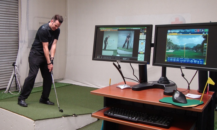 Golf Swing Prescription - Mission Viejo: Full Swing or Short Game Analysis with Private Lessons at Golf Swing Prescription (Up to 58% Off). Four Options.