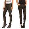 D-ID Women's Two-Tone Skinny Jean
