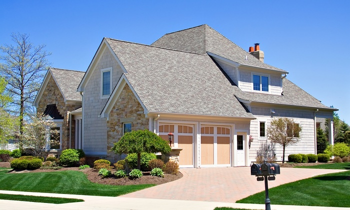 Conrad's Roofing - Tulsa: Roof Inspection or Inspection with Maintenance from Conrad's Roofing (Up to 60% Off)