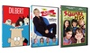 Dilbert, Square Pegs, or The Ellen Show on DVD: Dilbert, Square Pegs, or The Ellen Show Complete Series on DVD