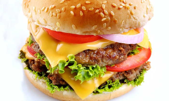 Little Bitty Burger Barn - Oak Forest - Garden Oaks: Burgers for Two or Four, or One Burger Challenge for Up to Five at Little Bitty Burger Barn (Up to 50% Off)