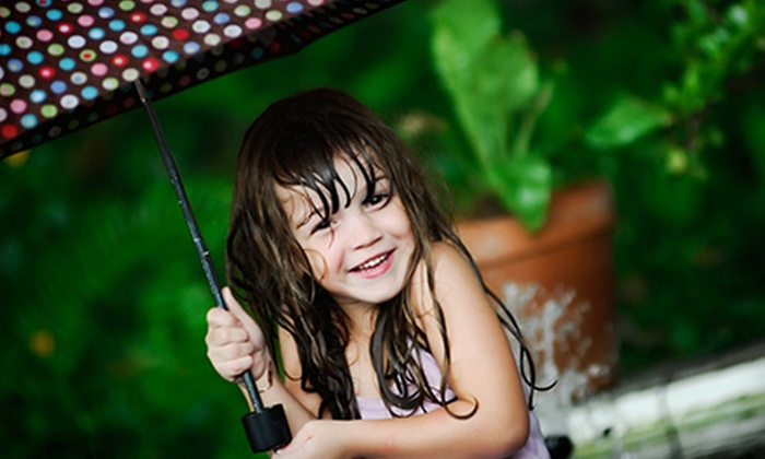 "Fabiola Fotography - Avion: $99 for a Two-Hour In-Studio Photo Shoot with 10 Digital Images and One 11""x14"" Print at Fabiola Fotography ($460 Value)"
