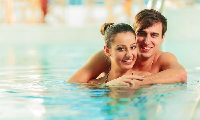 Platsch - Platsch: 2 Tageskarten für Freizeitbad und Saunawelt, optional für die ganze Familie, im Erlebnisbad Platsch in Oschatz ab 11 €