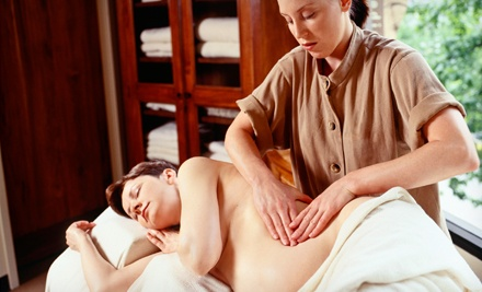 Massage Services at Minska Massage (Up to 54% Off). Three Options Available.