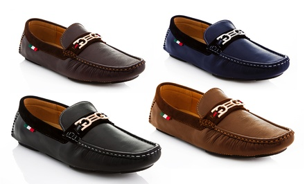 Franco Vanucci Drive-144 Men's Driving Mocassins