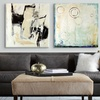 Abstract Art by Jullian Spencer on Gallery Wrapped Canvas