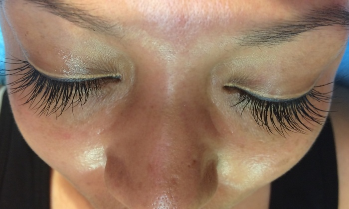 Lashes By Heather / Lash Vixxen Eyelash Extension Studio - Lashes By Heather / Lash Vixxen Eyelash Extension Studio: Full Set of Eyelash Extensions at Lash Vixxen Eyelash Extensions Studio (61% Off)