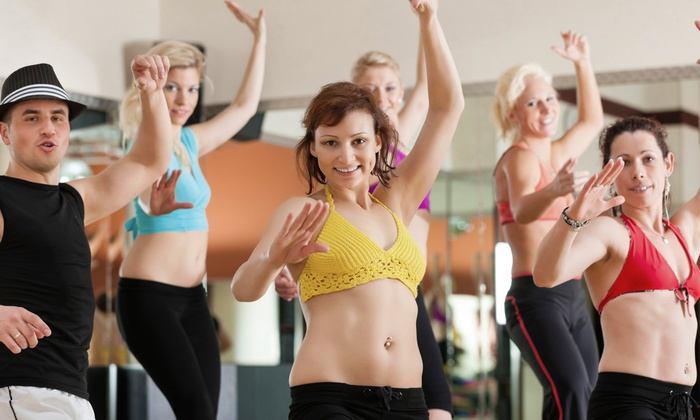 Zumba with Kat - Conway: 5 or 10 Zumba Classes at Zumba with Kat (Up to 64% Off)