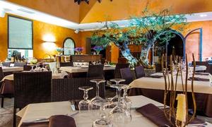 Villa Vecchia 1865: Menu con entrée, pizza a scelta, dolce e birra per 2, 4 o 6 persone da Villa Vecchia 1865 (sconto fino a 79%)