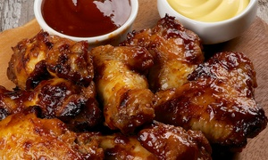 Zetta's Ribs and Chicken: $12 for Two Groupons, Each Good for $10 Worth of Barbecue for Two at Zetta's Ribs and Chicken ($20 Value)