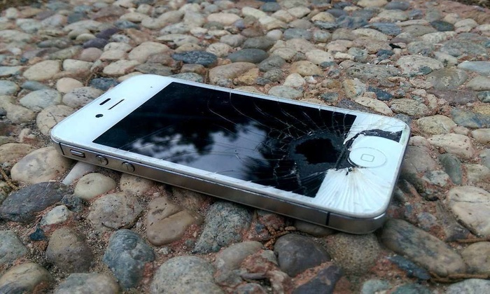 iMobile Repairs, LLC - Central Jersey: iPhone 4 or 4s Screen Replacement from iMobile Repair (45% Off)