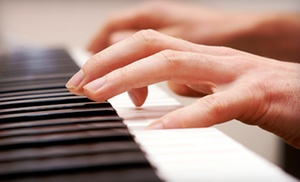 Jessica's Piano Studio: Two, Four, or Six 30-Minute Lessons at Jessica's Piano Studio (Up to 57% Off)