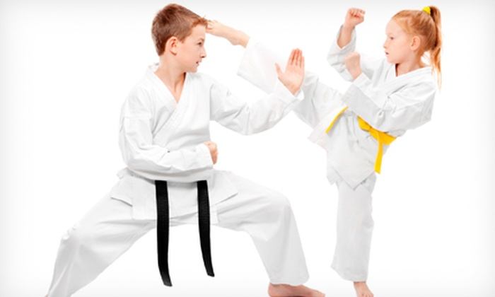 USA Karate - Smithfield: One Month of Unlimited Kids' Classes or Two Months with Uniform at USA Karate (Up to 60% Off)