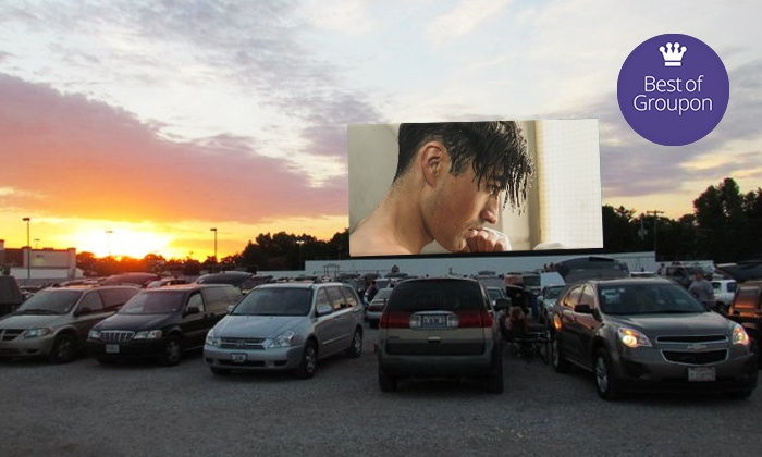 Skyview Drive-In Theater - Belleville: Movie Night with Popcorn for Two or Four at Skyview Drive-In Theater (40% Off)