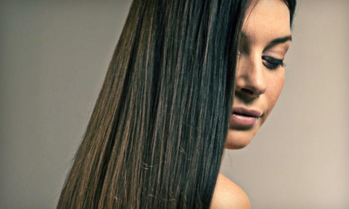 Hair Creations - Harrison: $99 for a Keratin Hair-Smoothing Treatment at Hair Creations in Harrison ($350 Value)