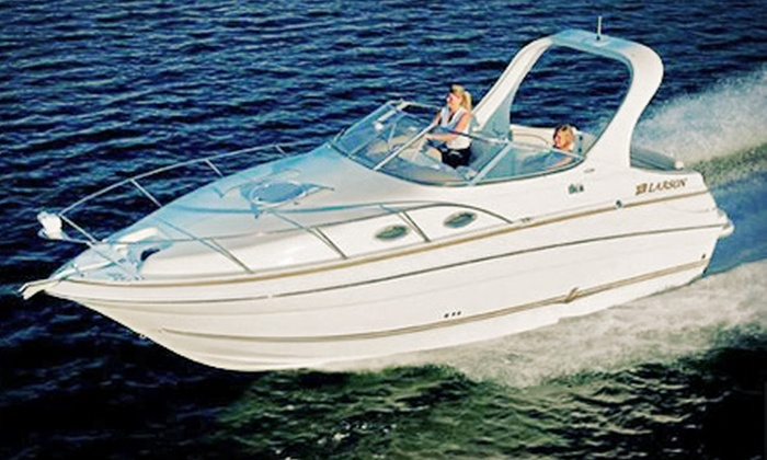 Miami Watersports LLC - Miami: Two- or Four-Hour Luxury Sunset Cruise for Up to Eight from Miami Watersports LLC (Up to 67% Off)