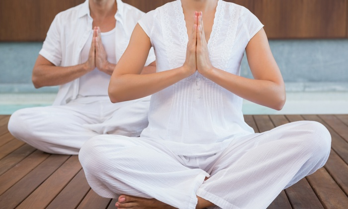 Karma Yoga San Diego - Park West: $29 for Five Yoga Classes at Karma Yoga San Diego ($90 Value)