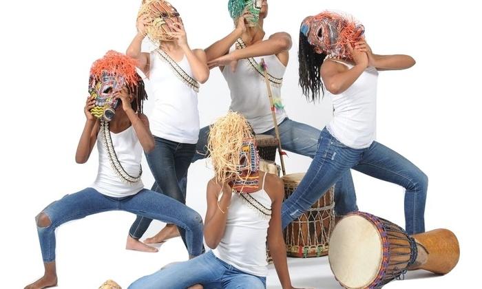 I AM ARTS Community Partnership - Atlanta: Four Dance Classes from I AM ARTS (73% Off)