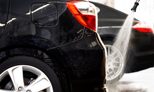 Corona Car Wash: One or Two Deluxe or Luxury Car Washes, or One Supreme Car Wash at Corona Car Wash (Up to 52% Off)