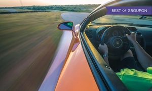 DriveXotic: Four-Lap Exotic-Car Driving Experience from DriveXotic (Up to 46% Off). Three Levels Available.