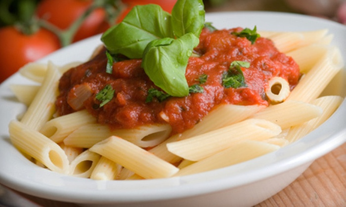 Touch of Italy - McHenry: $15 for $30 Worth of Italian Fare at Touch of Italy in McHenry
