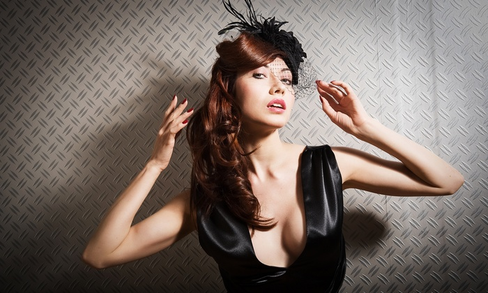 NJ Wellness Project - Multiple Locations: Five or Ten Burlesque Classes at NJ Wellness Project (Up to 61% Off)