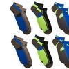 Puma Men's Allsport No-Show Socks (6-Pair-Pack)
