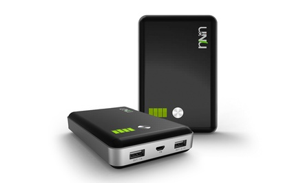 uNu Enerpak Vault 11,000mAh Battery Charger