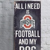 NCAA Football and My Dog Signs