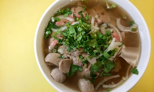 Pho Ethan: $15 for $25 Worth of Vietnamese Cuisine at Pho Ethan