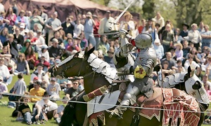 Iowa Renaissance Festival: Single-Day Tickets for Two to the Iowa Renaissance Festival with Optional Mug and Turkey Leg (Up to 50% Off).