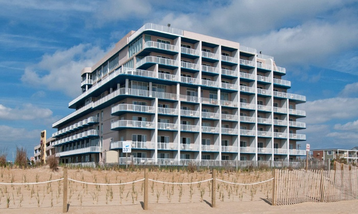 Quality Inn and Suites Beachfront - Ocean City, MD: Stay at Quality Inn and Suites Beachfront in Ocean City, MD; Dates into October