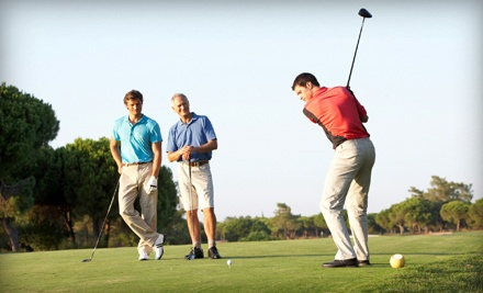 $120 for a 10-Round Play Card at Pruneridge Golf Club in Santa Clara (Up to $220 Value)