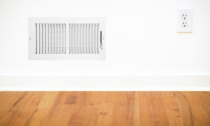MaxAir Services LLC - San Antonio: Air-Duct Cleaning and Furnace Checkup with Option for One Dryer-Vent Cleaning from MaxAir Services LLC (87% Off)