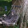 "Lazy Bones 96"" Reaper Hammock Halloween Decoration"