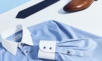 Maßgeschneidertes Hemd aus edlem Stoff für Damen oder Herren von Tailors Mark (bis zu 69% sparen*)