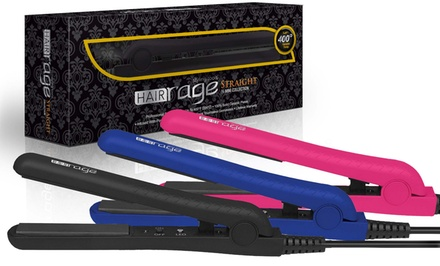 Hair Rage Mini Travel Flat Iron