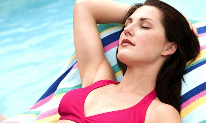 Soft as Silk Laser - Hudson: Six Laser Hair-Removal Treatments for a Small, Medium, or Large Area at Soft as Silk Laser (Up to 84% Off)