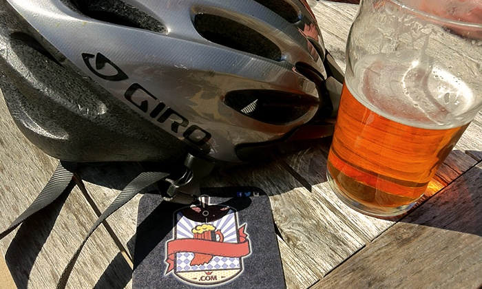 The Social Connection - Detroit: Motor City Gears and Beers Bike Tour for 1 or 2 from The Social Connection on October 3, 2015 (Up to $31 Off)