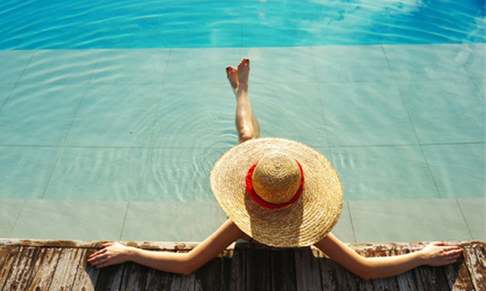 Everything Swimming Pools - San Diego: Pool and Spa Maintenance Services from Everything Swimming Pools (Up to 53% Off). Three Options Available.