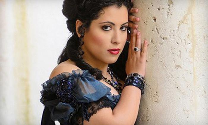 "Florida Grand Opera presents ""La traviata"" - Sailboat Bend: Florida Grand Opera presents ""La traviata"" at Broward Center for the Performing Arts on May 5 (Up to 52% Off)"