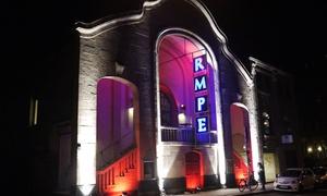 Theater RAMPE: Karte für eine frei wählbare Vorstellung im Theater RAMPE für 9,90 €